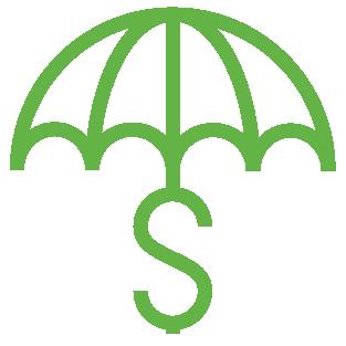 Cash Umbrella